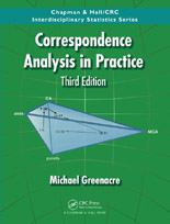 Correspondence Analysis in Practice - Third Edition